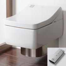 TOTO SG Washlet 2.0 Dusch-WC-Sitz mit Fernbedienung, ewater+, weiß
