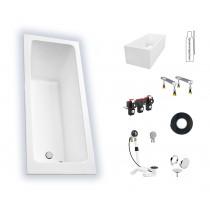Ideal Standard Washpoint 1700x750 Körperformbadewanne K279901