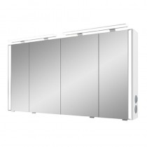 Pelipal S50 neutrale Spiegelschränke LEDrelax (SDES5013) 1300mm