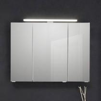 Pelipal S50 neutrale Spiegelschränke LEDrelax (SEAES5090) 900mm
