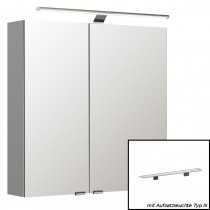 Pelipal S5 neutrale Spiegelschränke