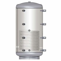 Austria Email Pufferspeicher PSR-1500 - Ohne Isolierung Mit Rohrregister