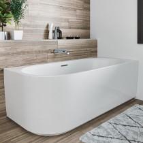 Riho Desire Eck-Badewanne 1800x840 mm, Corner, Rechts, weiß