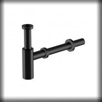 Steinberg Serie 100 Design-Siphon, matt schwarz
