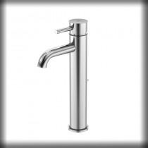 Steinberg Serie 100 Waschtisch-Einhebelmischer mit Ablaufgarnitur, Ausladung: 128 mm, chrom