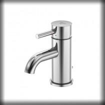 Steinberg Serie 100 Waschtisch-Einhebelmischer, mit Ablaufgarnitur, chrom