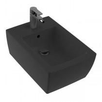 VB Bidet Memento 2.0 443300 375x560mm Rechteck Graphite CeramicPlus