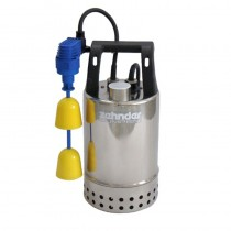 Zehnder E-ZW 65 KS Schmutzwasser-Tauchpumpe Edelstahl mit Kompaktschwimmer