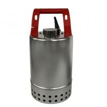 Zehnder E-ZWM 65 Schmutzwasser-Tauchpumpe Edelstahl  - Magnet - ohne Schwimmerschalter