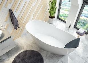 Badewanne Namur Freistehend